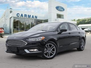 Used 2017 Ford Fusion SE for sale in Carman, MB