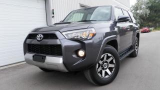 Used 2017 Toyota 4Runner TRD OFF ROAD GORGEOUS TOYOTAS for sale in Toronto, ON