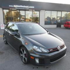 Used 2011 Volkswagen Golf GTI GTI DSG **NAVIGATION/GPS** for sale in St-Hubert, QC