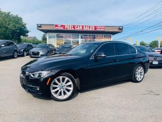 Used 2016 BMW 3 Series 328iXDRIVE|NAV|REARVIEW|CERTIFIED AND MORE! for sale in Mississauga, ON