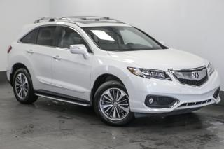 Used 2016 Acura RDX Elite Pkg Garantie prolongé jusqu'a 130000km for sale in Ste-Julie, QC