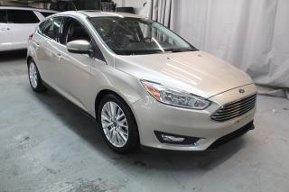 Used 2018 Ford Focus Titanium (TOIT,MAGS,CUIR) for sale in St-Constant, QC