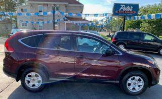 Used 2012 Honda CR-V LX AWD for sale in Dunnville, ON