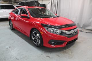 Used 2018 Honda Civic EX-T (TOIT,MAGS,CAMERA) for sale in St-Constant, QC
