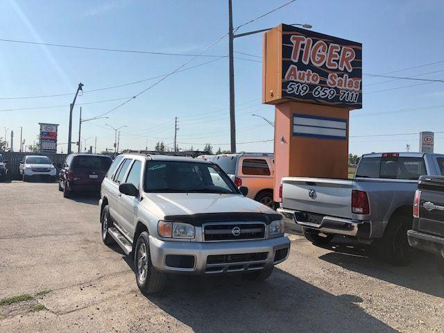 2003 Nissan Pathfinder Chilkoot Edition**ONLY 172KMS**4X4**AS IS SPECIAL