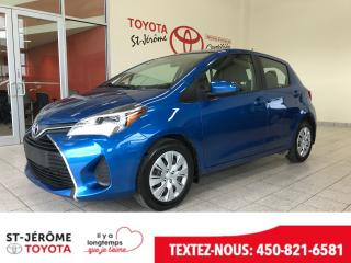 Used 2015 Toyota Yaris * * AIR * 58 000 KM * for sale in Mirabel, QC