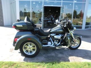 Used 2020 Harley-Davidson Tri-Glide FLHTCUTG for sale in Blenheim, ON