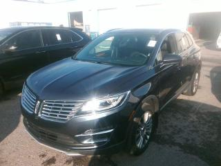 Used 2015 Lincoln MKC AWD-NAVIGATION-SUNROOF-HEATED LEATHER-REAR CAMERA for sale in Tilbury, ON
