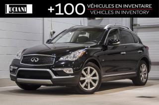 Used 2016 Infiniti QX50 2016 Infiniti QX50 - AWD !!,CUIR , TOIT,CAMERA! for sale in Montréal, QC