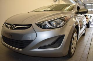 Used 2016 Hyundai Elantra GL Automatique for sale in St-Eustache, QC