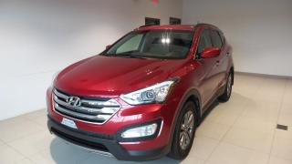 Used 2015 Hyundai Santa Fe Sport 2.4L 4 portes TA for sale in St-Raymond, QC