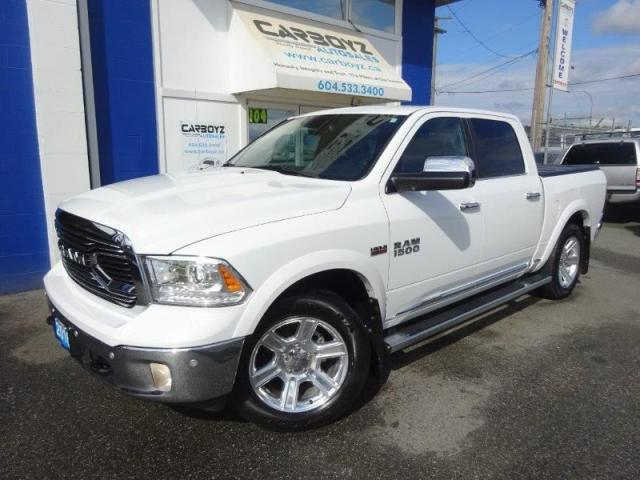 2016 RAM 1500 Limited  4x4, Nav, Leather, Sunroof, Extra Clean!!