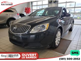 Used 2015 Buick Verano *BASE*CAMÉRA*AIR*CRUISE* for sale in Québec, QC