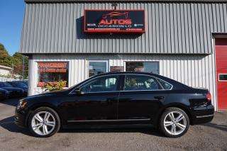 Used 2015 Volkswagen Passat HIGHLINE TSI 1.8 CUIR TOIT GPS NAV CAMERA 78 950 for sale in Lévis, QC