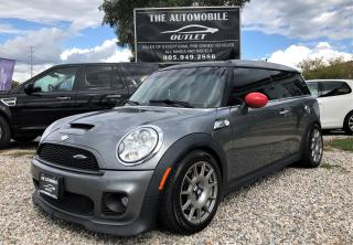 Used 2010 MINI Cooper S JOHN COOPER WORKS NAVI BACK-UP CAM NO ACCIDENT for sale in Mississauga, ON