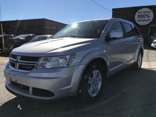 Used 2012 Dodge Journey Canada Value Pkg w 86K for sale in North York, ON