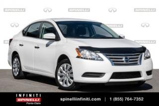Used 2015 Nissan Sentra S / BLUETOOTH / CRUISE CONTROL/ USB BAS KM for sale in Montréal, QC