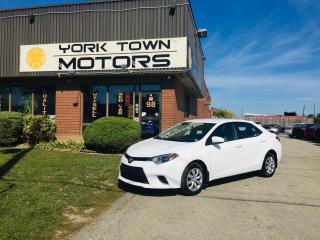 Used 2015 Toyota Corolla LE/RCam/FWD/HeatedSeats/LowKm for sale in North York, ON