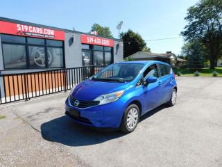 Used 2016 Nissan Versa Note SV|BACKUP CAMERA|BLUETOOTH|ACCIDENT FREE for sale in St. Thomas, ON
