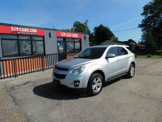 Used 2011 Chevrolet Equinox 1LT|BLUETOOTH|BACKUP CAMERA| for sale in St. Thomas, ON