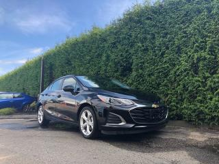 Used 2019 Chevrolet Cruze Premier 4dr FWD Sedan for sale in Surrey, BC