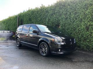 Used 2018 Dodge Grand Caravan GT 4dr FWD Passenger Van for sale in Surrey, BC