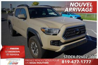 Used 2018 Toyota Tacoma TRD OFF ROAD* SABLE MOUVANT* UNIQUE* for sale in Drummondville, QC