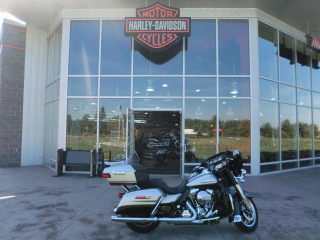 2015 Harley-Davidson FLHTK Electra Glide Ultra Limited LTD LOW