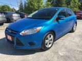 Photo of Blue 2014 Ford Focus