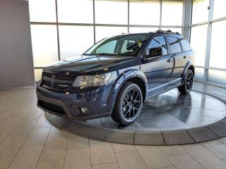 Used 2017 Dodge Journey SXT for sale in Edmonton, AB