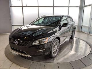 Used 2017 Volvo V60 Cross Country T5 Premier/CROSS COUNTRY for sale in Edmonton, AB