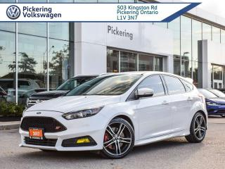 Used 2017 Ford Focus ST!! TURBO! MANUAL for sale in Pickering, ON