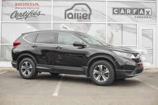 Used 2017 Honda CR-V LX AWD ***GARANTIE GLOBALE JUSQU'EN JUIL for sale in Québec, QC