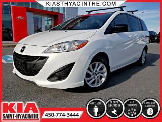 Used 2015 Mazda MAZDA5 GS ** GR ÉLECTRIQUE + A/C for sale in St-Hyacinthe, QC