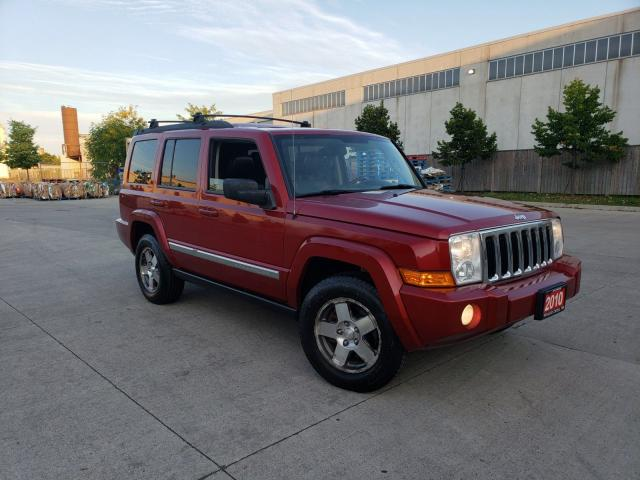 2010 Jeep Commander 4x4, Limited, Glass Roof, 3/Y warranty avai