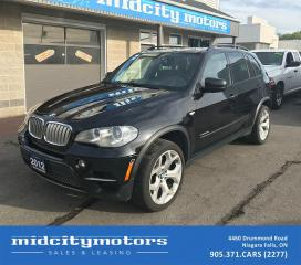 Used 2012 BMW X5 35D/Turbo Diesel/Fully Loaded/Leather for sale in Niagara Falls, ON