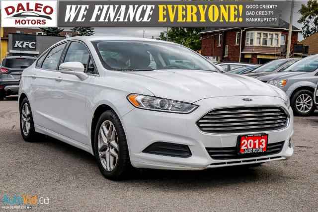 2013 Ford Fusion SE | BLUETOOTH | SIRIUS XM | VOICE COMMAND