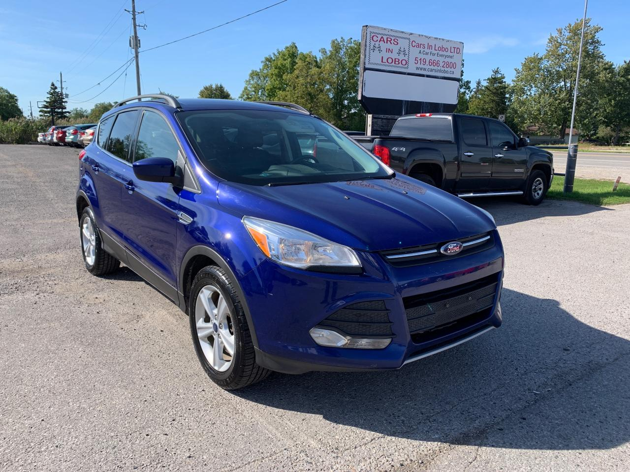 2014 Ford Escape SE AWD NAV LEATHER