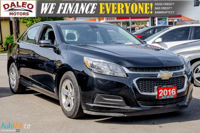 2016 Chevrolet Malibu LS | BLUETOOTH | ONSTAR | VOICE COMMAND |