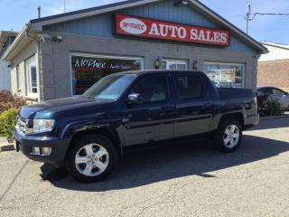 Used 2010 Honda Ridgeline EX-L for sale in London, ON