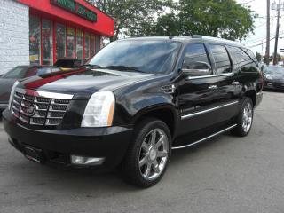 Used 2009 Cadillac Escalade ESV 4WD for sale in London, ON