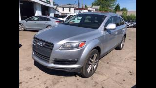Used 2007 Audi Q7 PREMIUM for sale in Toronto, ON