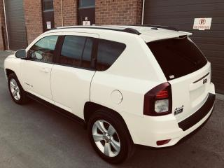 Used 2014 Jeep Compass North Sport 4WD W Leather for sale in Mississauga, ON