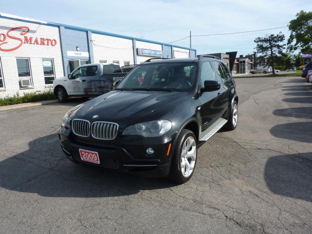 2009 BMW X5 48i, Immaculate