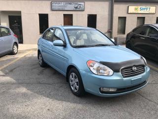 Used 2011 Hyundai Accent GL SE for sale in Burlington, ON