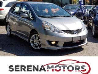 Used 2010 Honda Fit SPORT | MANUAL | NO ACCIDENTS | LOW KM for sale in Mississauga, ON