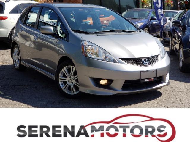 2010 Honda Fit SPORT | MANUAL | NO ACCIDENTS | LOW KM