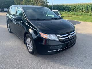 Used 2015 Honda Odyssey EX-L w/Navi for sale in Waterloo, ON