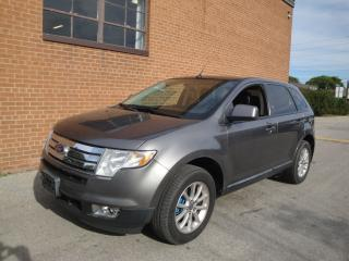Used 2010 Ford Edge SEL AWD NAVIGATION REVERSE CAMERA NO ACCIDENTS for sale in Oakville, ON