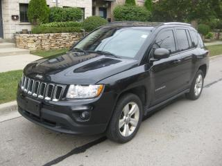 Used 2011 Jeep Compass NORTH EDITION, SUNROOF, NEW TIRES, NO ACCIDENTS for sale in Toronto, ON